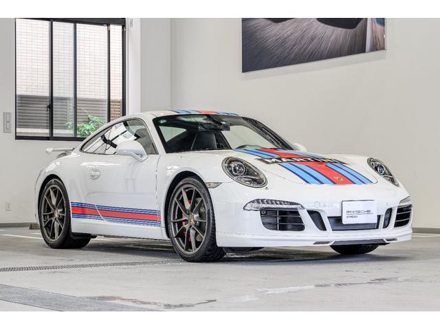 ポルシェ 911 911カレラS マルティーニレーシングエディション