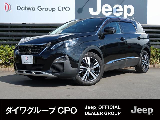 「プジョー」「5008」「SUV・クロカン」「東京都」の中古車