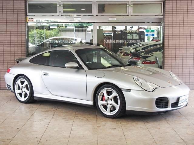 ポルシェ 911カレラ4SカーボンパッケージティプトロS右ハンドル