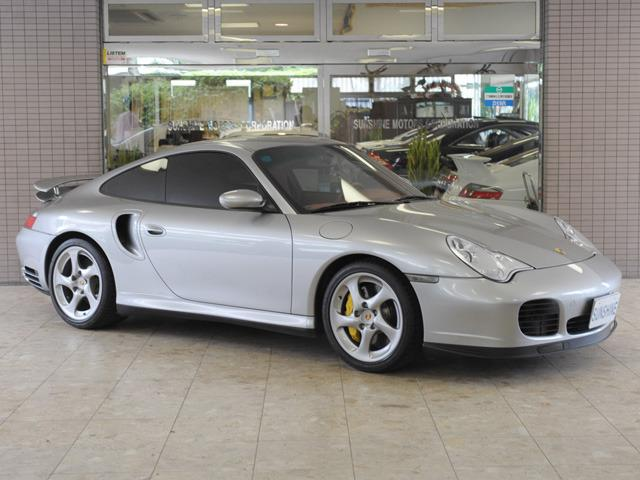 ポルシェ 911ターボS ティプトロS