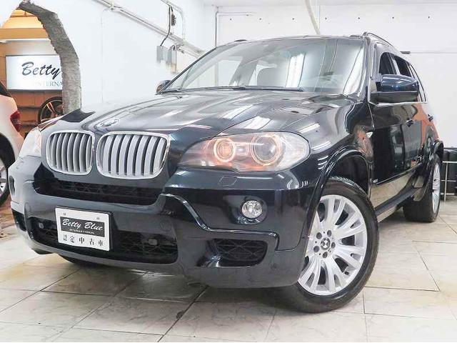 BMW 4.8i MスポーツP 左H 本革 ナビ HID Mエアロ