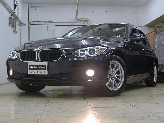 BMW 320d 1年保証 HDDナビ インテリジェントエーフティー