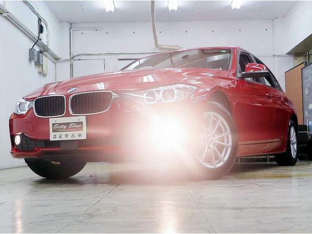 BMW 320d 半年保証 1オナ アクティブクルーズC