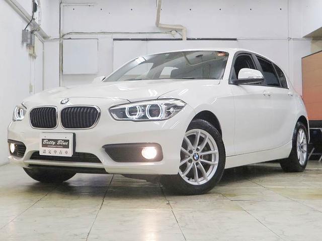 BMW 118i 新車保証 HDDナビ LEDライト Bカメラ