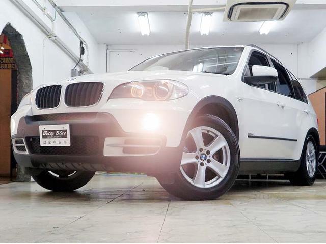 BMW xDrive 30i 6ヶ月保証 本革 ナビ HID SR