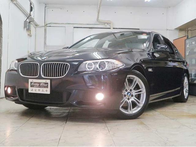 BMW 523i Mスポーツ 6ヶ月保証 ナビTV HID Mエアロ