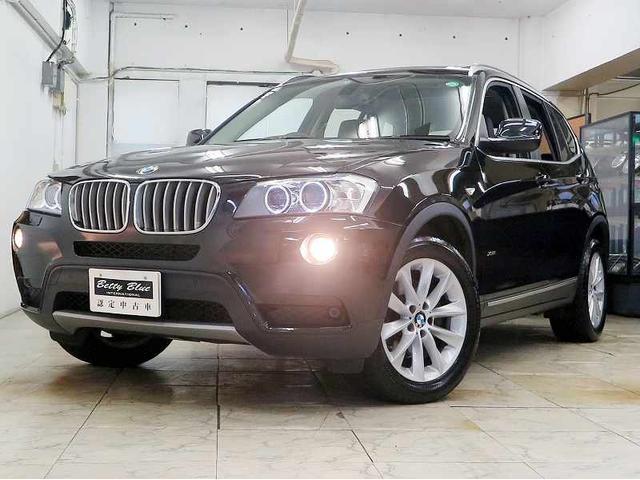 BMW xDrive 28i ハイラインP 6ヶ月保証 本革 SR