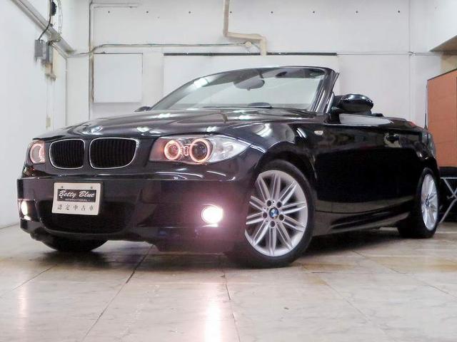 BMW 120i カブリオレ MスポーツP ナビTV HID エアロ