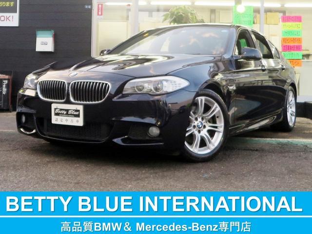 BMW 523d ブルーパフォーマンスMスポーツP ナビTV エアロ