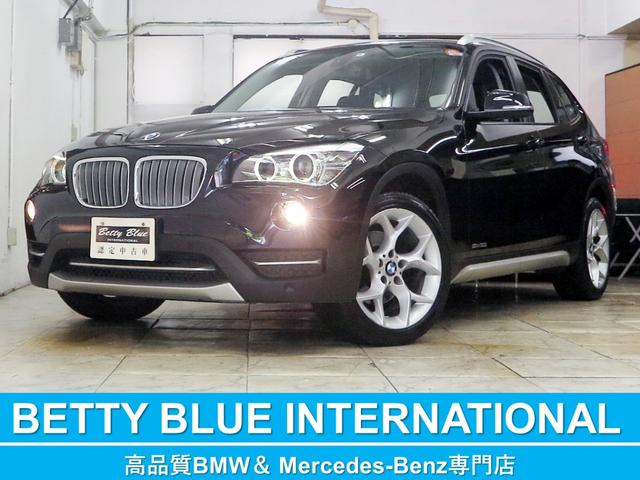 BMW sDrive20i xライン 6ヶ月保証 1オナ ナビTV
