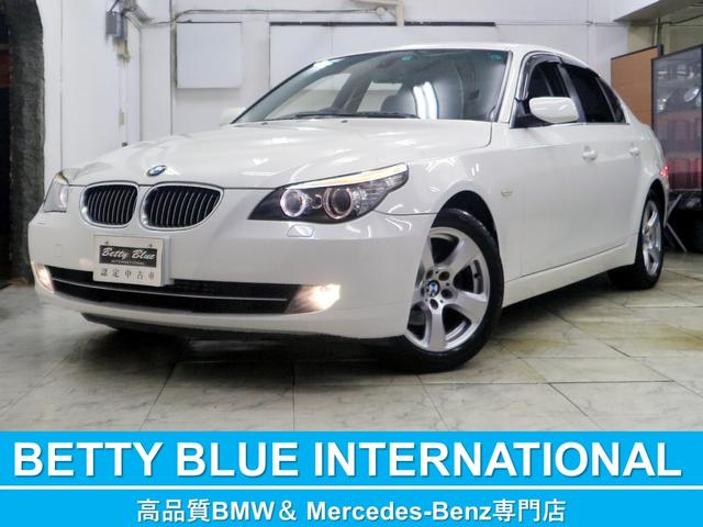 BMW 525iハイラインP 本革 ナビTV HID Bカメラ