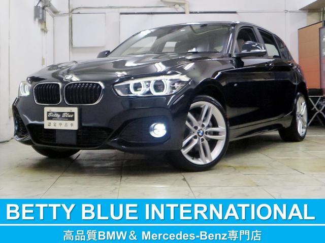 BMW 118d Mスポーツ 新車保証 1オナ 本革 LED ACC