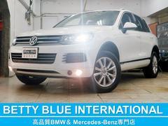 VW トゥアレグV6 BMテクノロジー アップグレードP 6ヶ月保証 ACC