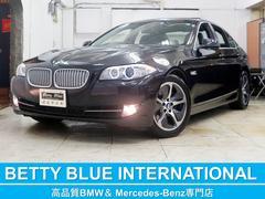 BMWアクティブハイブリッド5 6ヶ月保証 1オナ 本革 SR