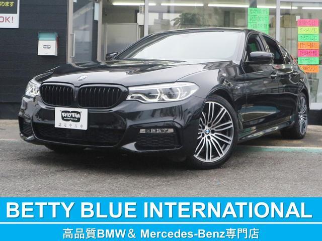 BMW 523d Mスポーツ 新車保証 1オナ ナビTV ACC