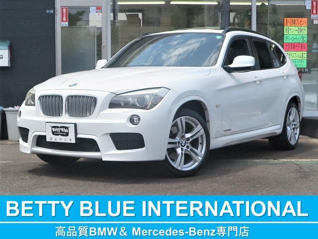 BMW xDrive 20i Mスポーツ 後期型 本革シート シートヒーター パノラマSR 社外HDDナビTV Bカメラ ミラーETC 純正Mエアロ M18インチアルミ HID プッシュEG コンフォートアクセス xドライブ4WD 8速AT