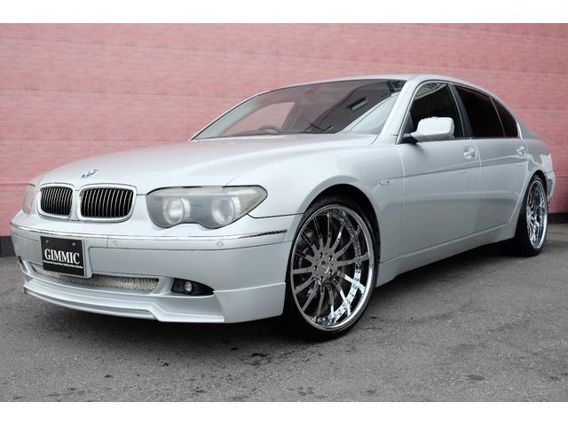 BMW 745Li コンフォートPKG 22インチAW3ピース