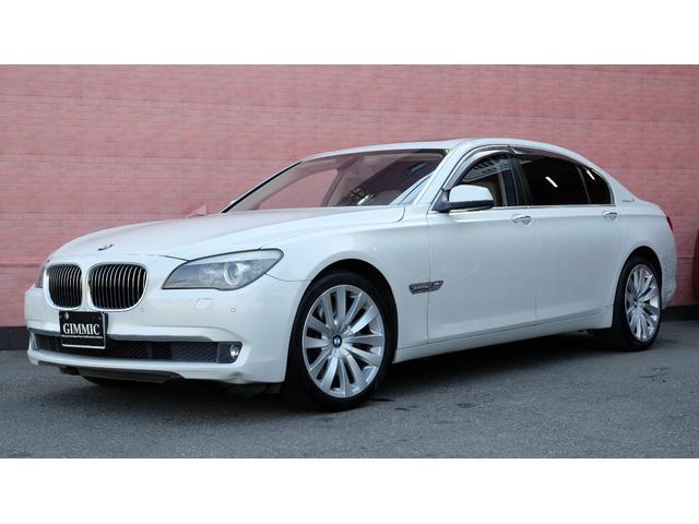 BMW 7シリーズ アクティブハイブリッド7L リアエンターテイメント リアモニター リア用コントロールパネルシステム4人乗 前後メモリー機能付パワーシート ベンチーレーション コンフォートアクセス レザーシート ヘッドアップディスプレイ