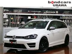 VW ゴルフRヴァリアントベースグレード・パノラミックサンルーフ