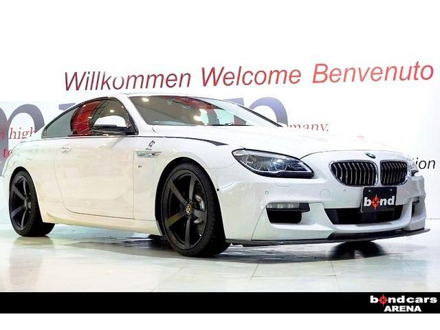 BMW 640iクーペ Mスポーツ・3Dデザインスタイル・SR