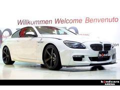 BMW640iクーペ Mスポーツ・3Dデザインスタイル・SR