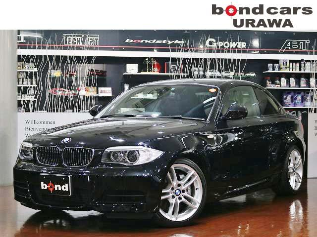 BMW 135iクーペ Mパフォーマンスマフラー・ディフューザー