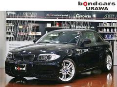 BMW135iクーペ Mパフォーマンスマフラー・ディフューザー