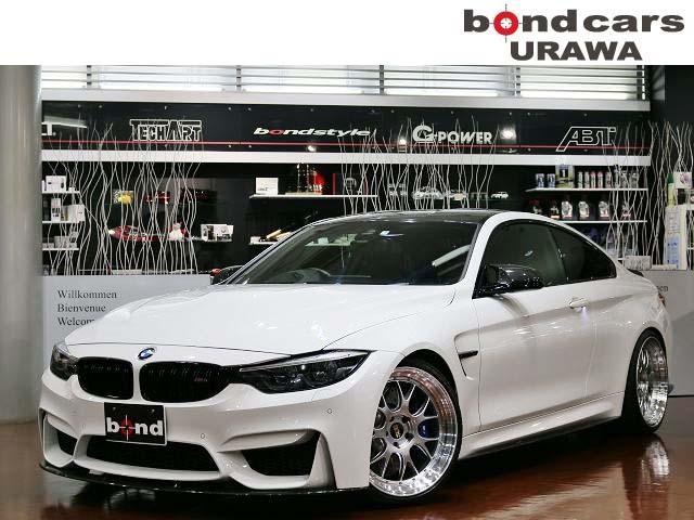 BMW M4クーペ・BBS・KW・レカロ・アクラポ・3Dエアロ