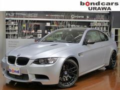 BMWM3クーペ フローズンシルバーエディション ワンオーナー
