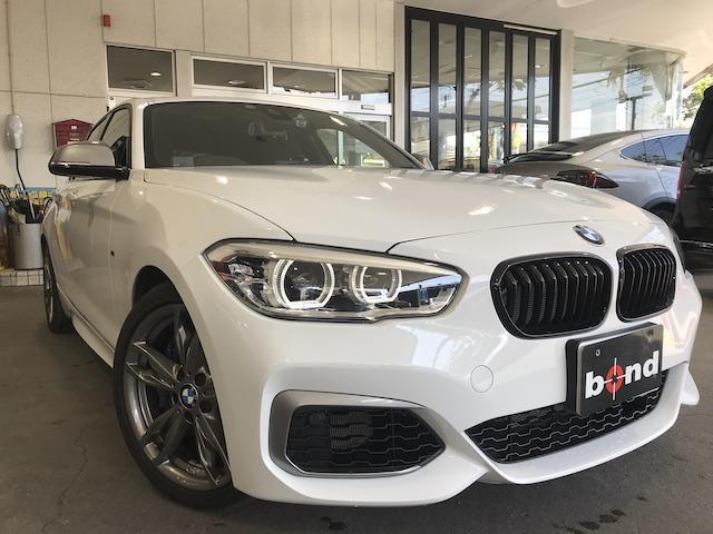BMW M140i バックカメラ ドライブレコーダー 地デジ