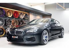 BMW M6グランクーペ コンフォートPKG インテリジェントセーフティ
