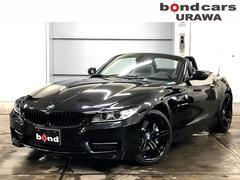 BMW Z4sDrive35is スーパースプリントマフラー 19インチ