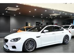 BMW M6グランクーペ ディーラー車 右ハンドル