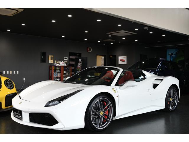 フェラーリ ベースグレード ディーラー車 メーカー保証付き
