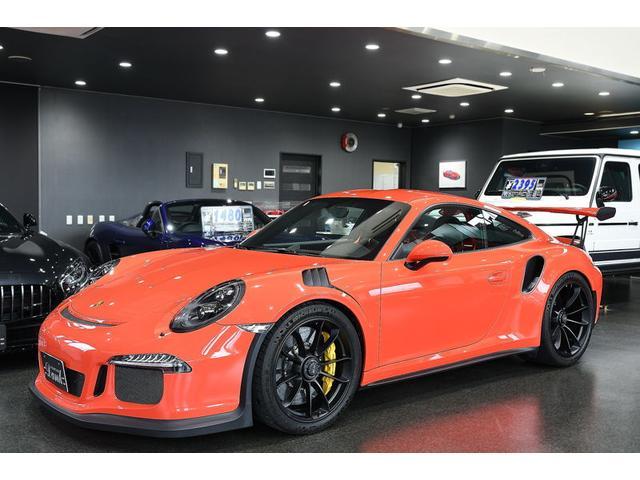 ポルシェ 911 911GT3RS 新車並行 スポーツクロノパッケージ PCCB カーボンブレーキ フロントリフター