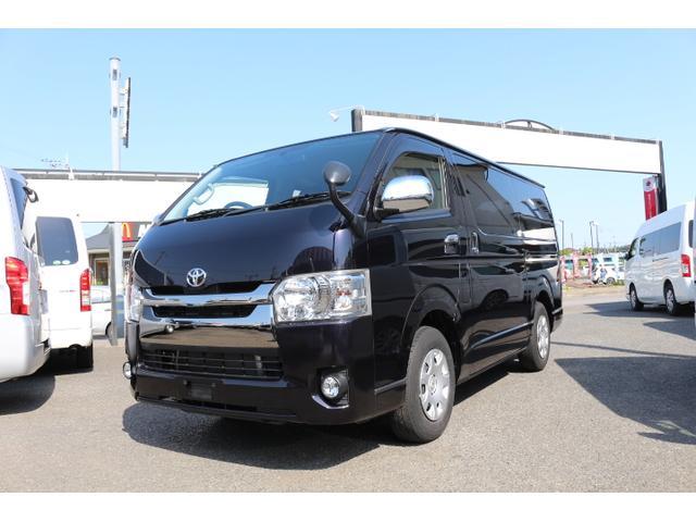 トヨタ ダークプライム 2,0G 2WD 3列シート 5ナンバー乗用