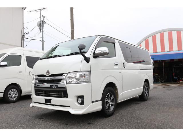 トヨタ スーパーGL 2,0G 2WD 5ナンバー乗用登録