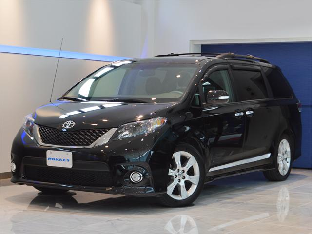 米国トヨタ SE 新並 1オーナー 13年モデル ナビ フリップダウンM