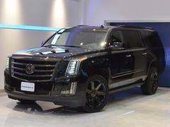 キャデラック エスカレードESV プレミアム AWD 新並 外装カスタムペイント