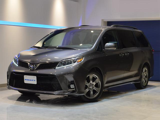 米国トヨタ SE  2018MY トヨタセーフティセンス