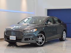 フォードフュージョン タイタニウム 自社輸入 新並 1オーナー 黒革