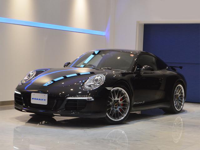ポルシェ 911カレラS スポクロ スポエグ カップエアロ BBS