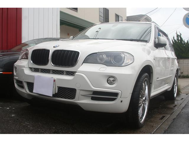 BMW 3.0si 整備記録簿 取説 純正HDDナビ Bカメラ