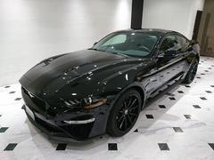 フォード マスタングV8 GT プレミアム 2018モデル 黒革 20アルミ
