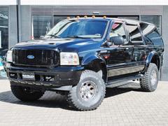 フォード エクスカージョンLTD 4WD リフトアップ マッドタイヤ 1ナンバー