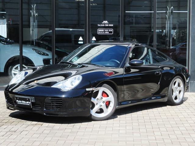 ポルシェ 911カレラ4S ティップトロニックS サンルーフ 新車並行