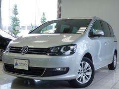 VW シャランTSI コンフォートライン正規ディーラ車2012モデル地デジ