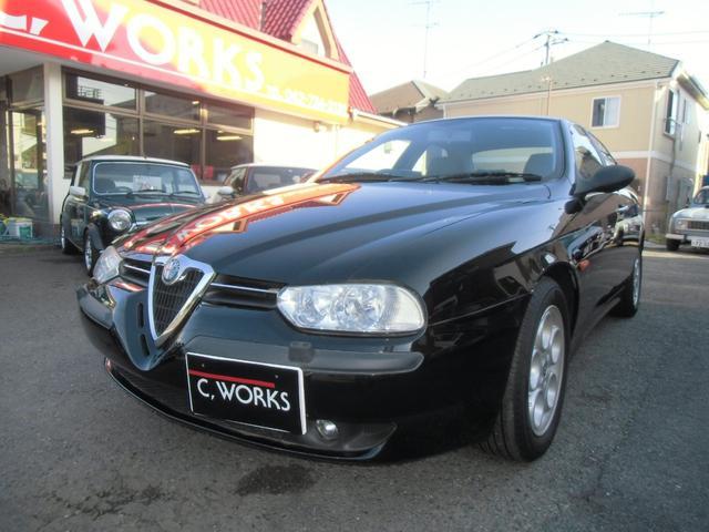 アルファロメオ 2.5 V6 24V マニュアルミッション