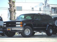 シボレー タホLT 4WD 新車並行車 99年最終モデル 1ナンバー登録
