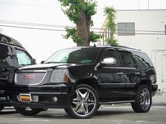 GMC ユーコンデナリ 4WD 実走行証明付き 24インチアルミ 黒革シート